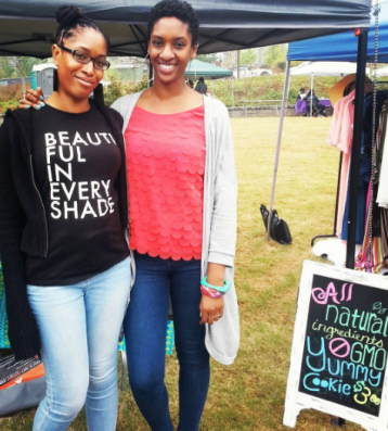 Two Dough Girls bringing delicious vegan, all natural and gluten free treats to the Atlanta area.